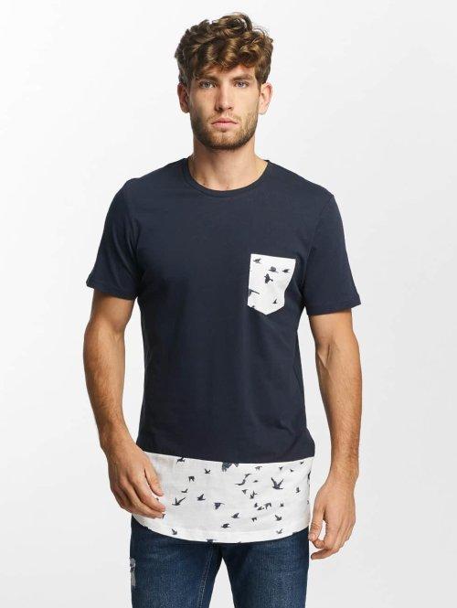 Jack & Jones t-shirt jjorMarvin blauw