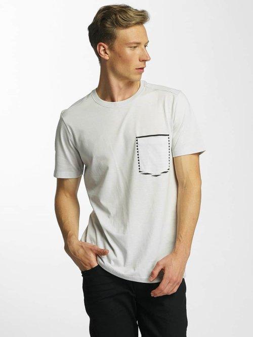 Jack & Jones t-shirt jcoPuck grijs