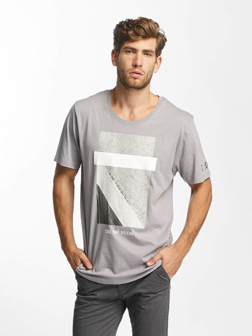 Jack & Jones t-shirt jcoKonrad grijs