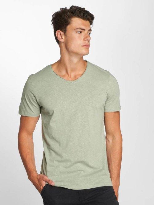 Jack & Jones T-Shirt jorBirch grün