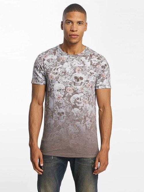 Jack & Jones T-Shirt jorTommy rouge