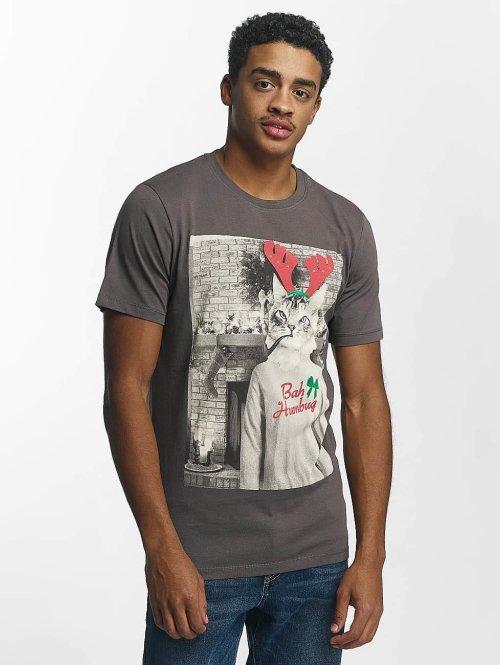 Jack & Jones T-Shirt jorKnock schwarz
