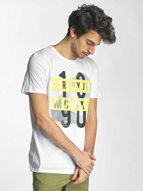 Jack & Jones T-Shirt jcoVana weiß