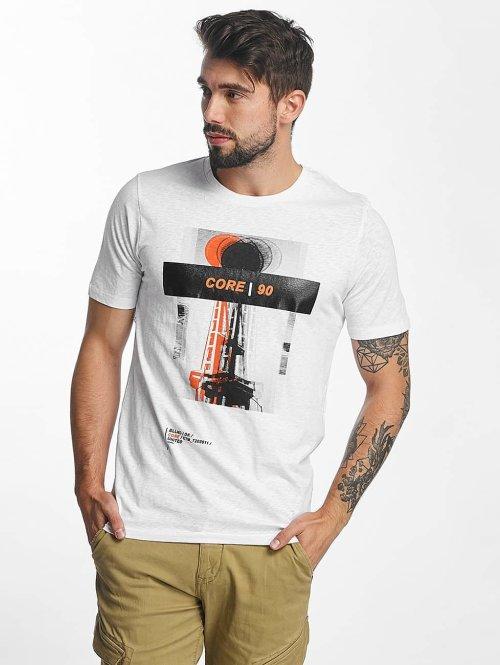 Jack & Jones T-Shirt jcoTreble weiß
