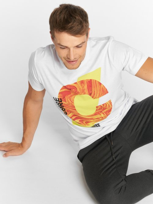 Jack & Jones T-shirts jcoKick hvid