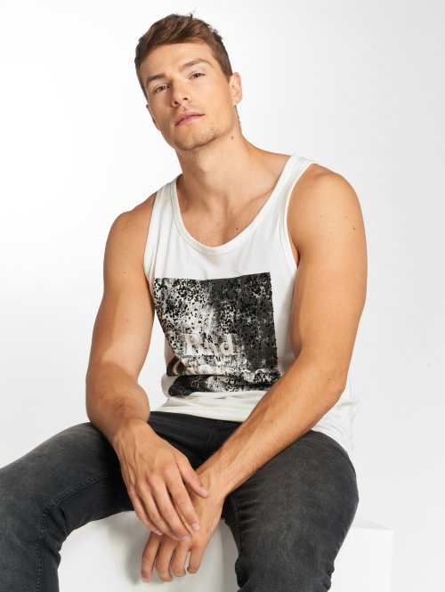 Jack & Jones Tank Tops jorChoices white