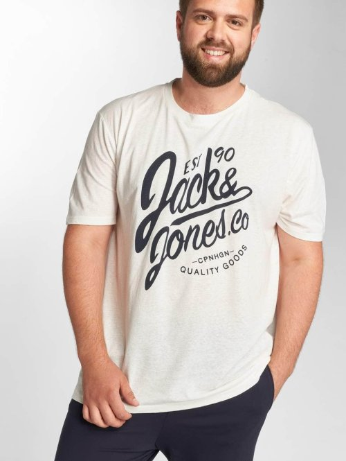 Jack & Jones Tričká jorBreezes biela