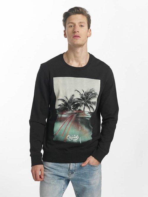 Jack & Jones trui jorWord zwart