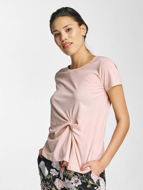 JACQUELINE de YONG T-Shirt jdyRonda rosa