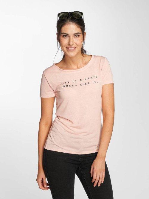 JACQUELINE de YONG t-shirt jdyRainbow rose