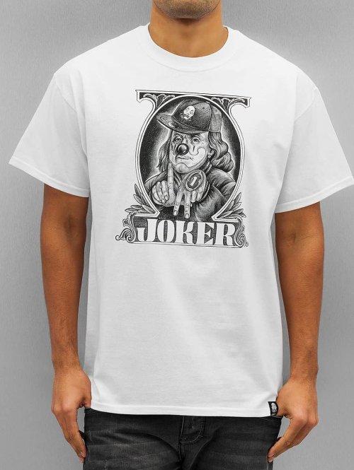 Joker T-paidat Ben Baller valkoinen