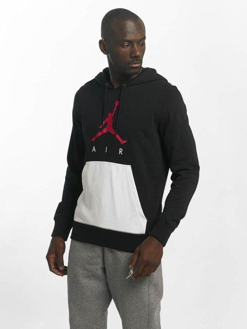 Jordan Hoody Sportswear Jumpman Air Lightweight zwart
