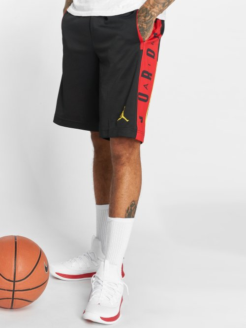 Jordan Shorts Rise Graphic Basketball nero