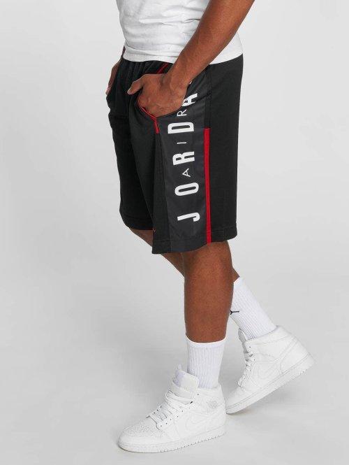 Jordan Shortsit Rise Graphic Basketball musta
