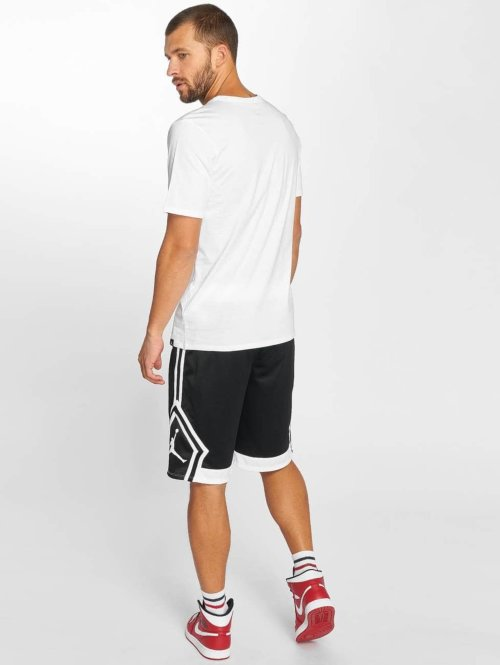 Jordan T-Shirt Sportswear Jumpman Air Embroidered weiß