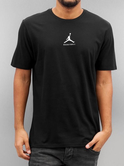 Jordan t-shirt 23/7 Basketball Dri Fit zwart