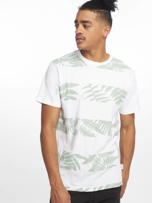 Just Rhyse Camiseta Lobitos blanco