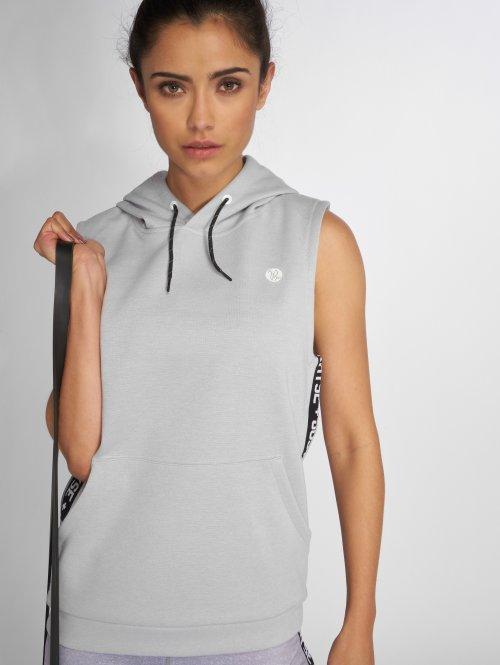 Just Rhyse Hoodie  Akaroa Active Hoody Grey...