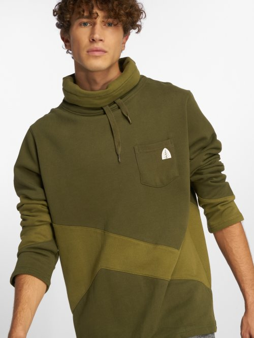 Just Rhyse Pullover Klawock olive