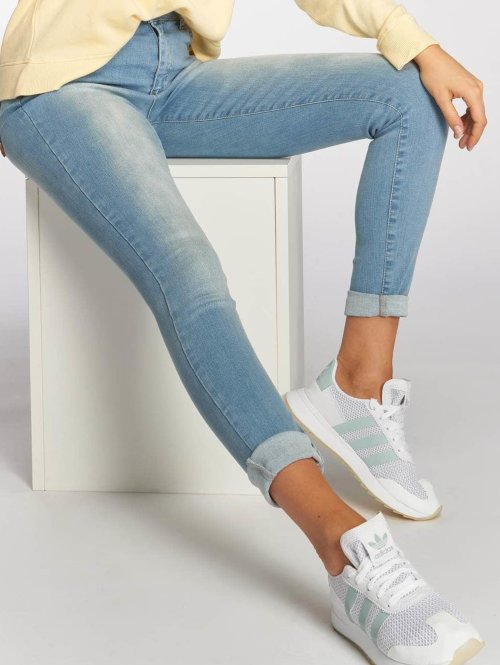 Just Rhyse Skinny jeans Buttercup blauw