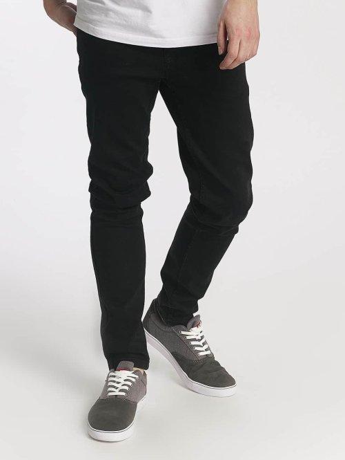 Just Rhyse Slim Fit Jeans Ensenada zwart
