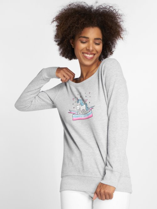 Just Rhyse Sweat & Pull Janeville gris