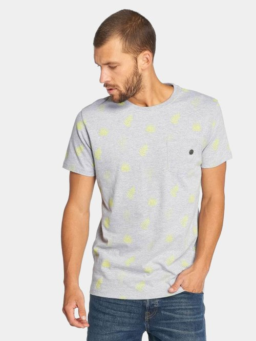 Just Rhyse t-shirt Zepita grijs