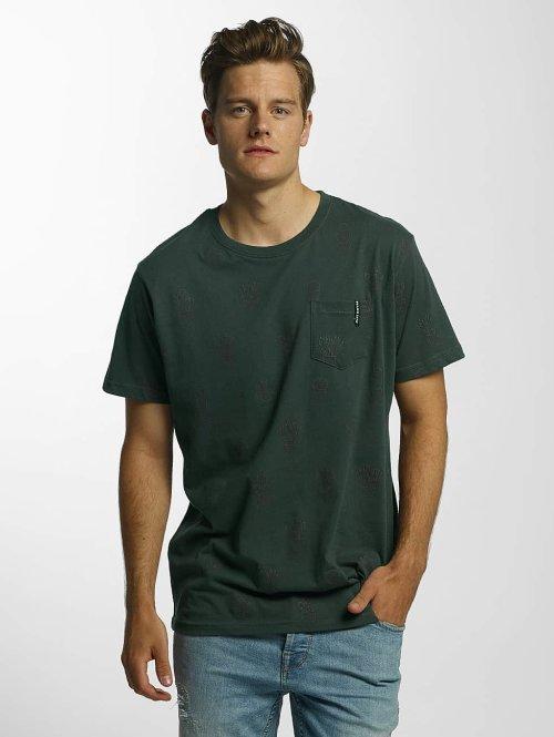 Just Rhyse T-Shirt Cedarville grün