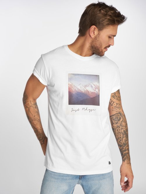 Just Rhyse T-Shirt Tiquipaya weiß