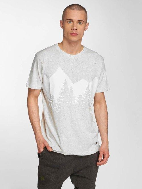 Just Rhyse t-shirt Yakutat wit