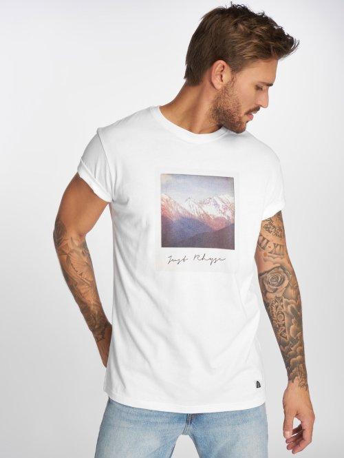 Just Rhyse t-shirt Tiquipaya wit