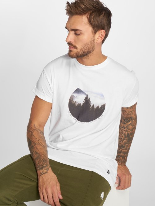 Just Rhyse t-shirt Amboro wit
