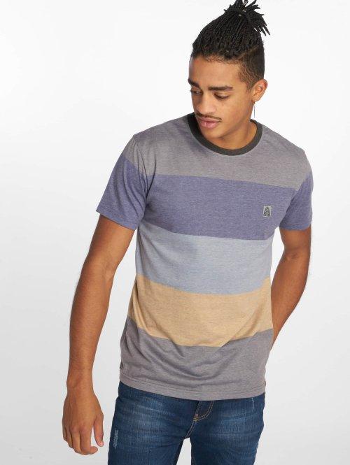 Just Rhyse T-shirts Seaside grå