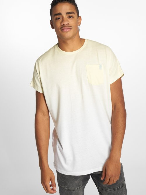 Just Rhyse T-skjorter Tumbes gul