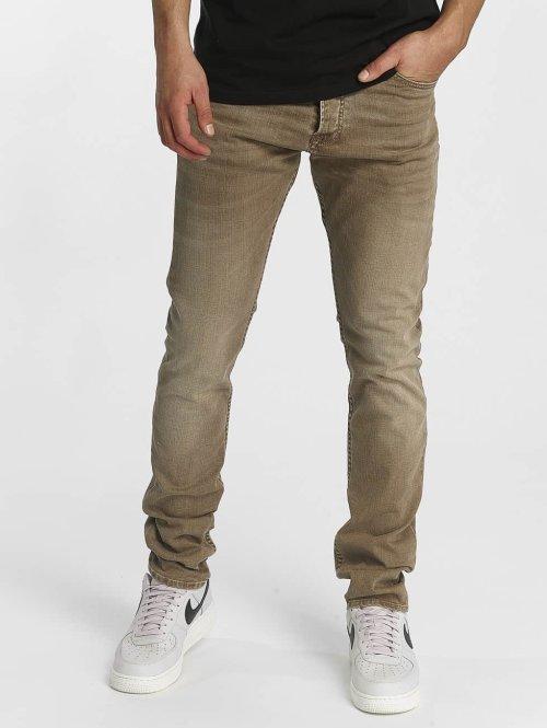 Kaporal Slim Fit Jeans Jarodi braun