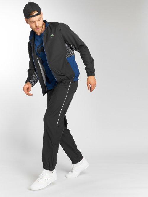 Lacoste Joggingsæt Sweat sort
