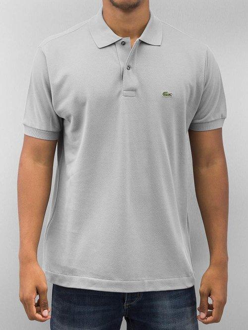 Lacoste Poloshirt Classic Basic grau