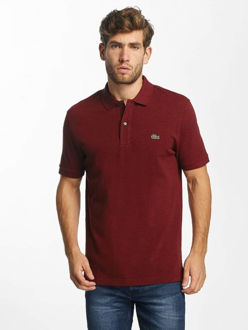 Lacoste Poloshirt Classic rot