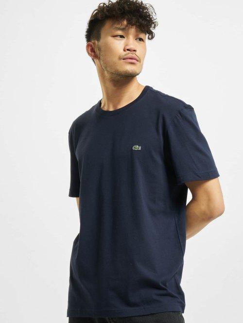 Lacoste T-shirt Basic blå