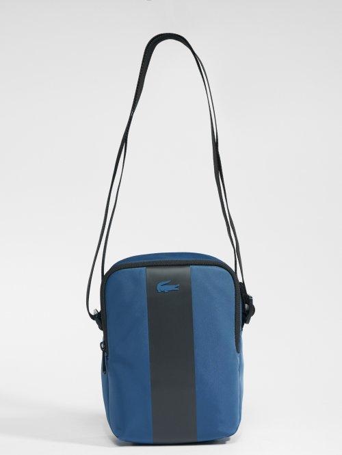 Lacoste Tasche Trek Contrast Band blau