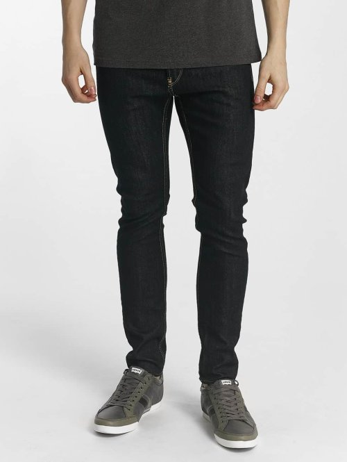 Le Temps Des Cerises Slim Fit Jeans 900/15 Conco blau