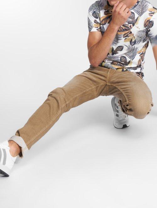 Le Temps Des Cerises Straight Fit Jeans 700/11 beige