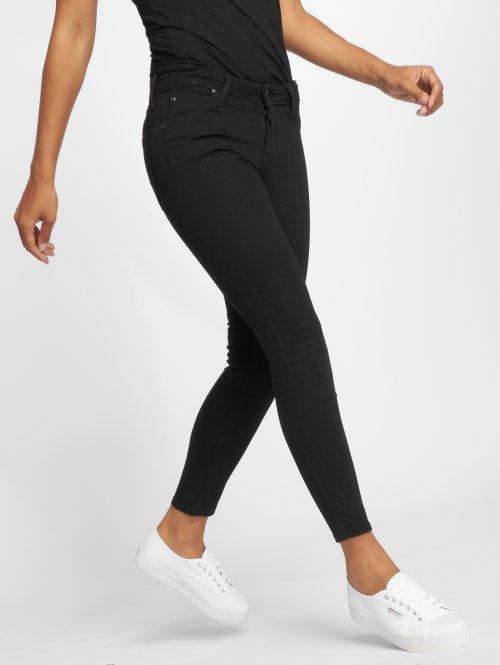 Lee Skinny Jeans Scarlett schwarz