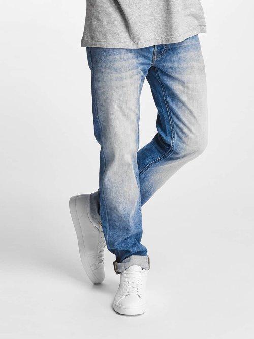 Lee Slim Fit Jeans Daren blau
