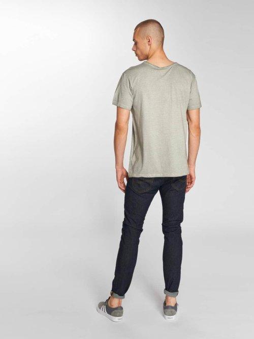 Lee Slim Fit Jeans Luke blau