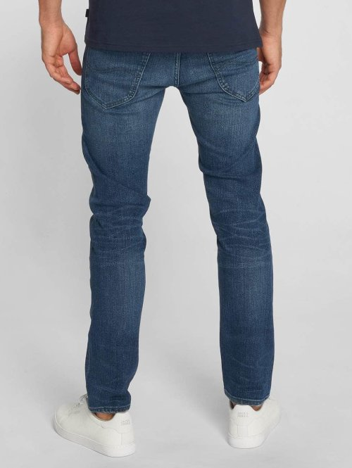 Lee Slim Fit Jeans Daren Regular blau