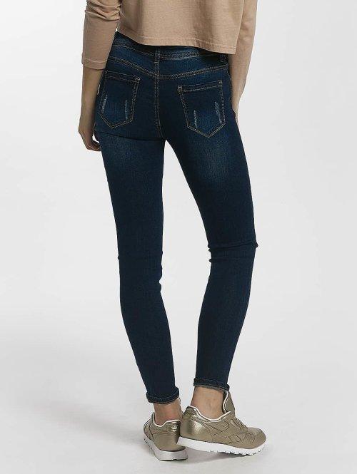 Leg Kings Skinny Jeans D.cherri blau
