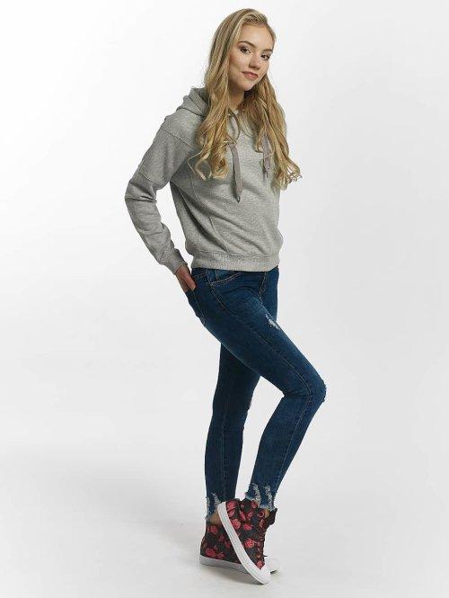 Leg Kings Skinny Jeans Misses RT blau