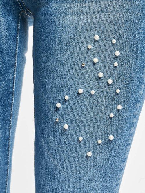 Leg Kings Skinny Jeans Pearl blau