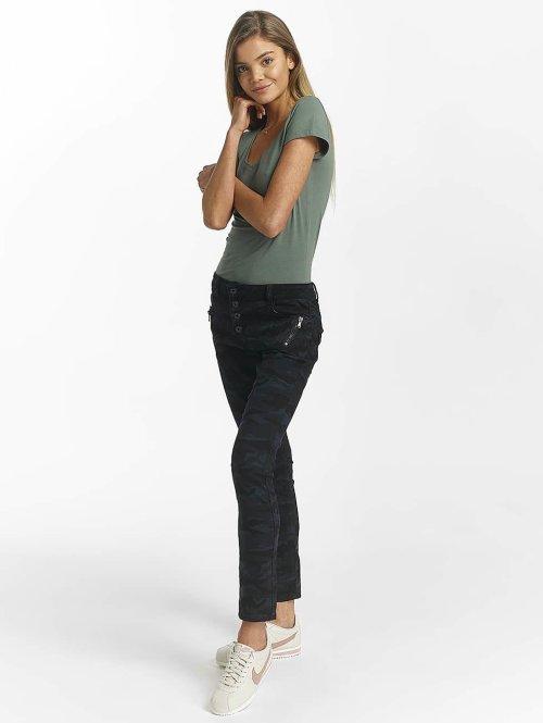 Leg Kings Skinny Jeans Mojo blau